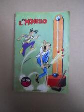 L'UOMO RAGNO n°209 1978 ED. Corno  [SP15]