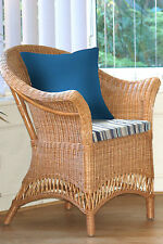 wicker chair loom style / cane chair ... NEW