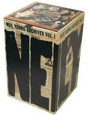 NEIL YOUNG Archives Vol. 1 (1963 - 1972) 10 DVD BOXSET NEW
