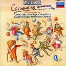 Charles Dutoit - Carnival of the Animals [New CD]