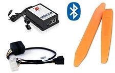 97+ BMW radio Bluetooth hands-free phone & streaming music kit w/ 2 extra ports