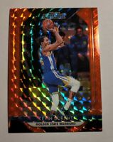 2018-19 Panini Prizm Mosaic Orange #'d /99 Kevin Durant #53 Brooklyn NETS! SSP!