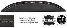 Top Stitch Beige Sfiato Cruscotto Dashboard Copertura in pelle si adatta FERRARI TESTAROSSA 84-91