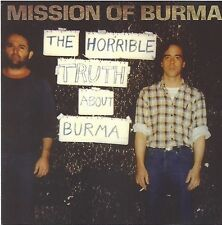 Mission of Burma/the pelures truth about Birmanie * NEW CD * NOUVEAU *