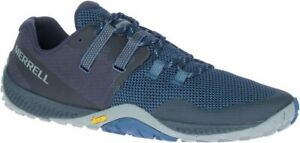 MERRELL Trail Glove 6 Barefoot Trail Running Athletic Trainers Shoes Mens New