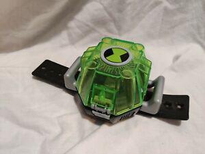 🤖 BEN 10: omnitrix alien creator station bandai toy