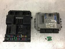 Peugeot 307 1.6 HDI Diesel ECU BSI Kit 0281011234 9655698280 90 Day Guarantee