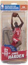 McFarlane NBA 27 James Harden - Houston Rockets red jersey