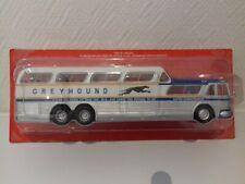 GENERAL MOTORS GREYHOUND SCENICRUISER 1956  1//43 Neuf en boite autobus bus