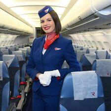 Rossiya Airlines Stewardess Flight Attendant Uniform A