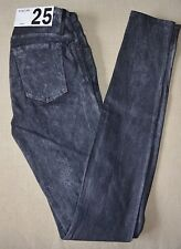 Black skinny jeans 35 inseam