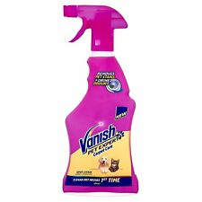 Vanish Carpet Cleaner Upholstery Pet Expert Oxi Action Stain Remover Spray 5