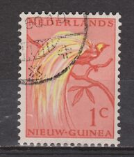 Indonesia Nederlands Nieuw Guinea 25 used 1954 NOW ALL STAMPS NEW GUINEA