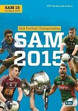 SAM 2015 GAA FOOTBALL CHAMPIONSHIP DVD NEW SEALED 2 DISCS 3 HOURS ACTION+EXTRAS