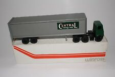1970's Winross Central Freight Lines Semi with Original Box, Nice