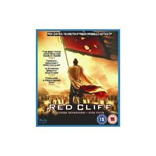 Red Cliff (Blu-ray, 2009) New Sealed Chang Chen, Tony Leung Chiu Wai, - BLUS005