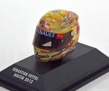 1:8 Minichamps Red Bull Racing Arai helmet GP USA Vettel 2012