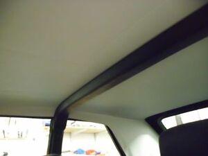 VW Golf 1 Cabrio negro (blanco, gris, beige disponible) Cubierta dentro  CM