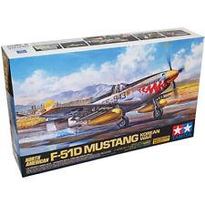 Tamiya 60328 F-51D Mustang Korean War American Military Plane Model Kit 1/32