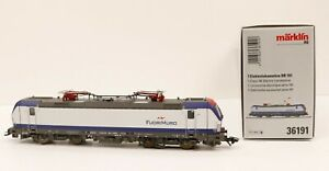 36191 Marklin HO Locomotiva E 191 Vectron Mfx sound livrea societa FUORI MURO