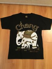 Men's My Dream Chang Thai Elephant Black 2 sided Graphics Short Sleeve T-shirt