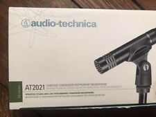 Audio Tech AT2021 Condenser Wired Professional Microphone