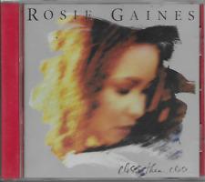 ROSIE GAINES - Closer Than Closer - CD - Motown - 1995 - 530 578-2 - Europe
