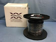 5000 Feet M22759/11-26-0 Silver Plated Mil-Spec Copper Teflon Wire 26-AWG Black