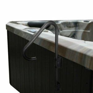 Hot Tub Suppliers Iris Hand Rail | FREE P&P