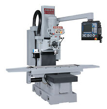 Acer Atm 1454 14x 54table 5hp Bed Mill 230v 3ph Withfagor 8055ifl Mc Cnc Cntrl