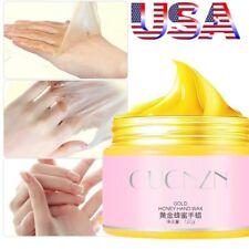 USA Honey Peel Off Hand Wax Mask Gel Exfoliating Hydrating Whitening Hand Cream