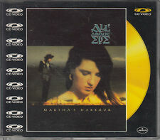 RARE CD VIDEO & AUDIO ALL ABOUT EVE / MARTHA'S HARBOUR