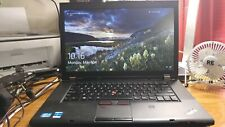 Lenovo ThinkPad T530 laptop Core i7 QUAD COR. 2.4GHZ  500GB ssd  16GB RAM NVIDIA