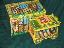 Iga (ceramic) cookie jar 1999 Circus Daze, Lion & Tiger