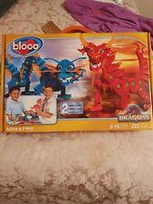 Bloco Aqua & Pyro Dragon Kit BNWT