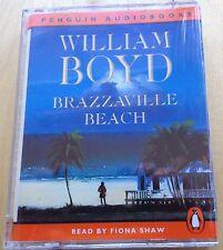 Brazzaville Beach by William Boyd (Audio cassette, 1994)
