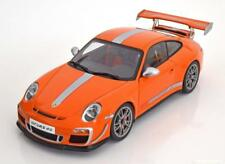 1/18 Autoart Porsche 911 (997) Gt3 RS 4.0 (orange) 2011