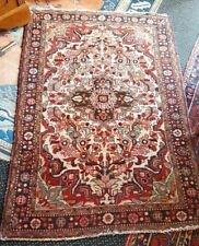 "Handmade Parlor Persian Handwoven Oriental Area Carpet Rug 41"" x 61"""