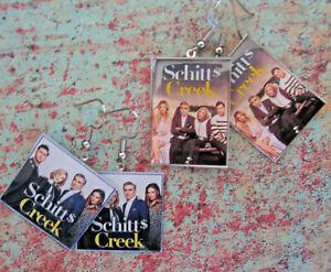 Schitt$ Schitt's Creek Dangled Earrings