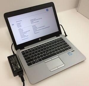 """HP EliteBook 820 G3 Laptop i5-6300U 2.40GHz 500GB HDD 8GB RAM 12.5"""" NO OS"""
