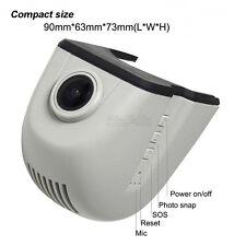 corte WIFI 1080P 12V AUTO DASH CAM DVR per AUDI A1/A4L/ A5/A6L/A7/