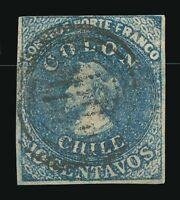 CHILE SOFICH # 8 FB 10-2, 4 Margins Used VF