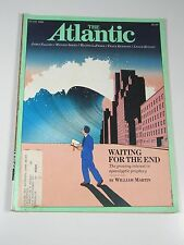 The Atlantic Magazine- June 1982- Apocalyptic Prophecy-Waiting for the End