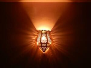 Morocco Wall Lamp - Moroccan Design light - éclairage - luminaire  Boho Lighting
