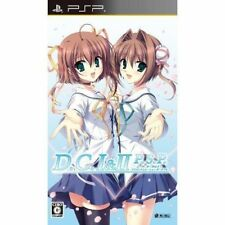 Used PSP Da Capo I & II Plus Situation SONY PLAYSTATION JAPAN IMPORT