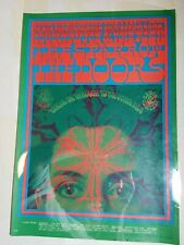 Country Joe The Doors Sparrow Avalon Ballroom Family Dog Concert Poster Fd-50