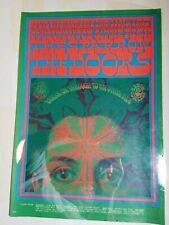 Country Joe The Doors Sparrow Avalon Ballroom Family Dog Concert Poster Fd-50
