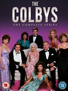 THE COLBY'S- COMPLETE SERIES DVD