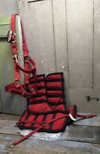 New Weaver Horse Halter, Training Fork, Set Of 4 Flared Shipping Boots