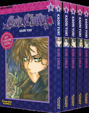 ms GOD CHILD Nr. 1 - 5 * Best of Daisuki * Kaori Yuki *Carlsen-Manga* TOP